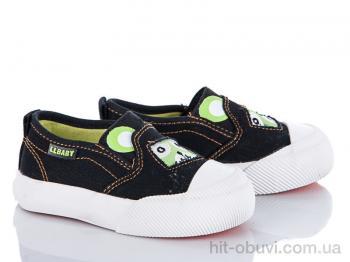 Кеды Comfort-baby 177 черный