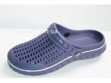 Кроксы  Krok C-62 синий
