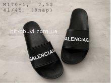Шлепки Balenciaga M170-1