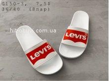 Шлепки  Levi's G150-3