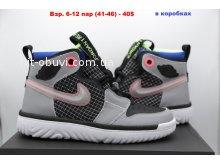 Кроссовки Nike Grey111-1