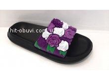 Шлепки Крок 210 фиолетовый