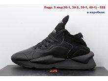 Кроссовки взр. Adidas Y-3 Kaiwa Black