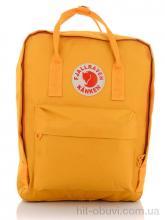 Рюкзак Back pack 1122-2 yellow