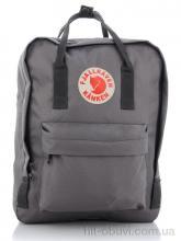 Рюкзак Back pack 1122-1 grey