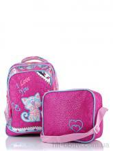 Рюкзак Back pack 548 pink
