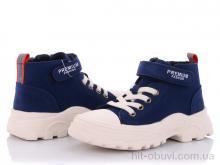 Кеды Style-baby-Clibee NX30-12C blue