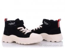 Кеды Style-baby-Clibee NX30-12A black