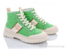 Кеды Violeta 197-89 green