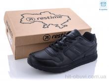 Кроссовки Restime PMO21145 black