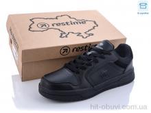 Кроссовки Restime PMO21244 black