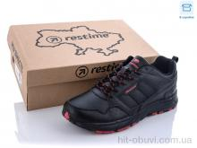 Кроссовки Restime PMO21511 black