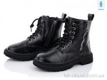 Ботинки Violeta Y78-A1 black