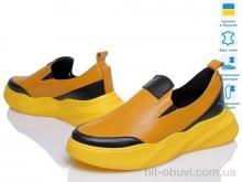 Слипоны Prime-Opt SiSSi 9605 желтый