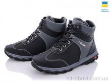 Ботинки Paolla Y69-3 сп черный