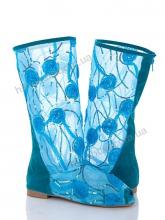 Сапоги Diana N5 голубой