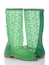 Сапоги Diana N7 зеленый