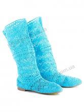 Сапоги Diana N2 blue