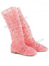 Сапоги Diana N2 pink