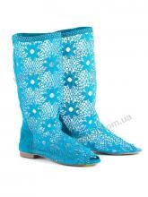 Сапоги Diana N6 blue