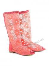 Сапоги Diana N6 pink