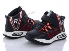 Ботинки MJ B22058-1 black