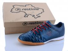 Футбольная обувь Restime DMB20810 navy-d.red