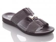 Шлепки DeMur PH-grey