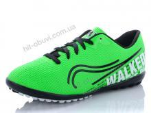 Футбольная обувь Presto 355 сорок.взр.зеленый Walked