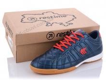 Футбольная обувь Restime DM020261 navy-red