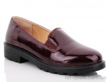 Туфли Коронате 7172-17 bordo