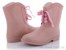 Резиновая обувь Class Shoes B02 pink