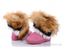 Угги Style-baby-Clibee NNXL1 pink