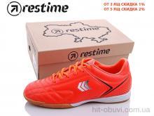 Футбольная обувь Restime DWB19405 r.orange-white-black