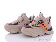 Кроссовки Style-baby-Clibee NN151 khaki