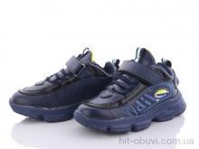 Кроссовки Style-baby-Clibee NN121 black-green