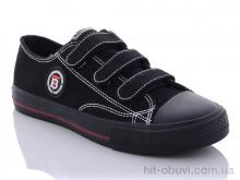 Кеды Comfort-baby 27 черный