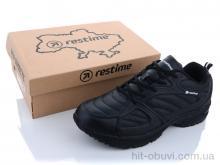 Кроссовки Restime PGB21303 black