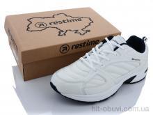 Кроссовки Restime PGB21303 white
