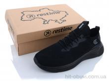 Кроссовки Restime BGL21543 black