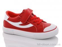 Кеды Comfort-baby 1258 красный(25-30)
