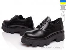 Туфли Prime-Opt Paradize 722-25 черная кожа