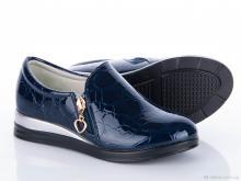 Туфли Waldem S-13 blue уценка