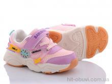 Кроссовки Class Shoes BD503 розовый
