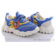 Кроссовки Class Shoes BD2023-1 голубой
