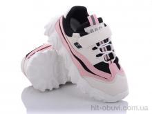 Кроссовки Class Shoes BD2028-1 розовый