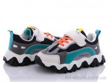 Кроссовки Class Shoes BD2029-1 зеленый
