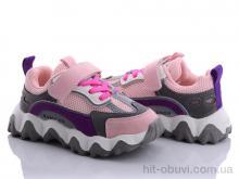 Кроссовки Class Shoes BD2029-1 розовый
