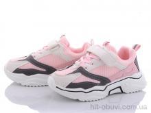 Кроссовки Class Shoes BD2027 розовый (32)