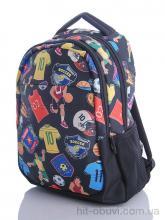Рюкзак Back pack 403-2 black